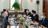 Biden, ilk yüz yüze görüşmesini Japonya Başbakanı Suga Yoşihide ile yaptı