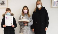 Eringerfeld Okulları Sanat Yarışması'nda Ödüller Sahiplerini Buldu