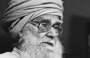 Dünyaca ünlü ehli sünnet alimi  Hindistanlı Mevlana Vahiduddin Han vefat etti