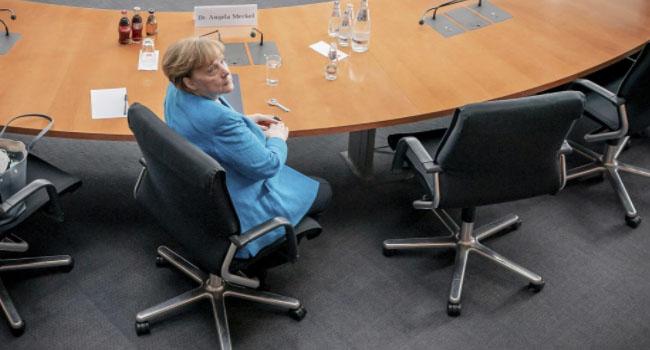 [Almanya Seçimleri] Merkel'in partisi çöküyor mu?