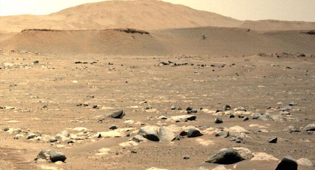 Mars'ın sismik haritası çıkarıldı: Dünyadan çok farklı