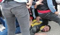 Ankara'da 1 Mayıs açıklamasına sert müdahale