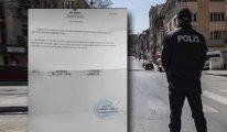 Bu da oldu: Tam kapanmada AKP'lilere izin belgesi düzenlendi