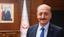 Çalışma Bakanı Bilgin, işçiyi değil Erdoğan'ı andı