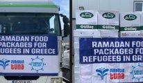 Yunanistan'daki Türkiyeli mültecilere Ramazan'da kardeşlik köprüsü