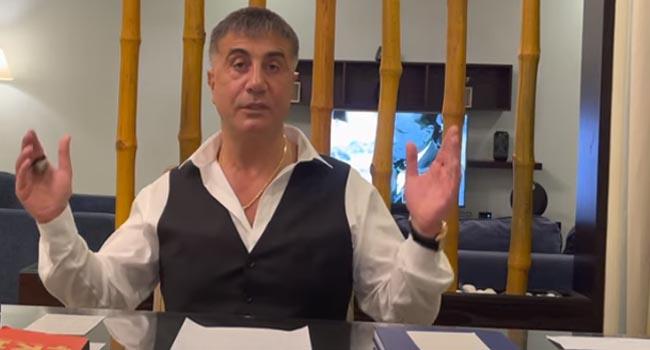 Sedat Peker'den 2. video : Yeni açıklamalarda Berat Albayrak ayrıntısı