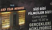 CHP'den AKP'ye: Sizi gidi filmciler sizi