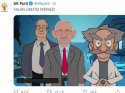 AKP tartışılan videoyu sildi