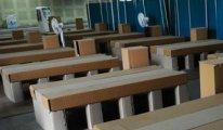 Hindistan'da karton yataklı Covid-19 bakım merkezi