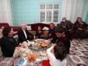 Kılıçdaroğlu linçten kurtulduğu köyde, iftar sofrasına oturdu