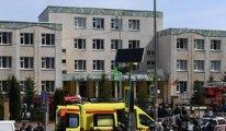 Rusya'da okula silahlı saldırı: 11 kişi hayatını kaybetti