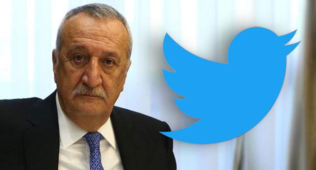 Twitter, Mehmet Ağar'ın hesabını askıya aldı
