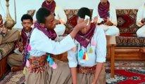 12 Ülkeden 80 öğrencinin 'Bayram' sürprizi