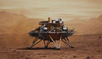 Çin de Mars'a uzay aracı indirdi