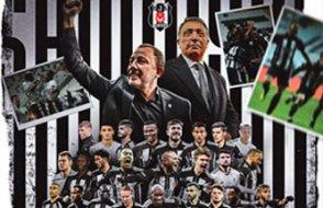 Beşiktaş Süper Lig Şampiyonu oldu