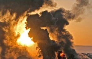 İsrail uluslararası televizyonların olduğu binayı bombaladı
