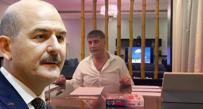 Süleyman Soylu, Peker'in iddialarının araştırılması için savcılığa başvurdu