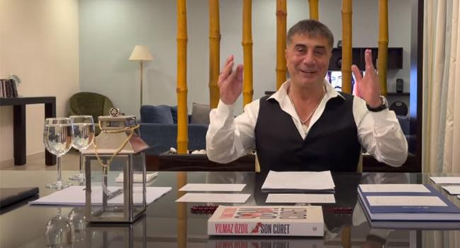 'Şantaj kasetleri Sedat Peker'in eline geçti!'