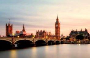 Bu kez de Londra sular altında kaldı