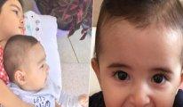 3 aylık Mirza ile 1 yaşındaki Ümit bebek de cezaevine kondu