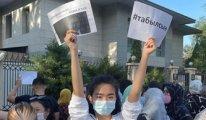 Eurasianet: İnandı kayboldu, öğrencileri havalimanında gözcülük yapıyor