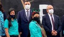 AKP'li isim de açıkça söyledi: Venezuela'ya bir iki koli maske ve test götürdük