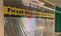 Türkiye'de krizin fotoğrafı: AVM'de dükkanlar kepenk kapattı
