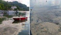 Deniz salyası Ege ve Karadeniz'e de yayılıyor