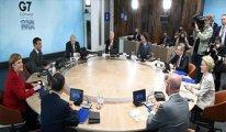 G7 zirvesinden Türkiye'nin desteklediği projeye alternatif çıktı