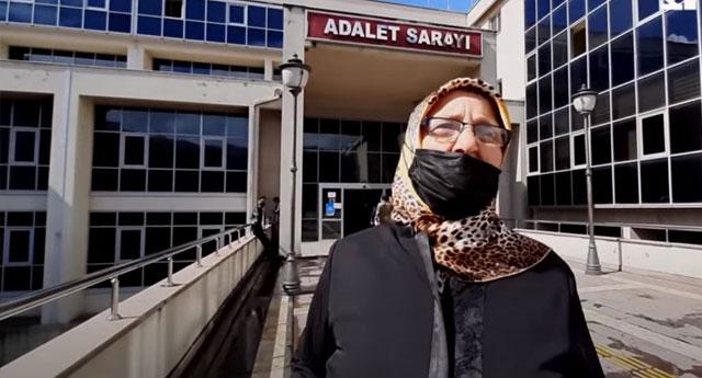 67 yaşındaki şehit eşi: Terör suçlamasıyla aldılar, çok ağrıma gitti