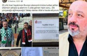 AKP'den alacağını tahsile edemeyen vergi rekortmeni fakirlik belgesi aldı