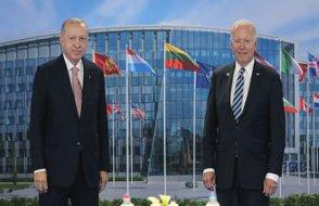 Merakla beklenen Erdoğan-Biden görüşmesi sonra erdi
