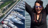 Sevilay Yılman'ın da Yalıkavak Marina'da fotoğrafları çıktı