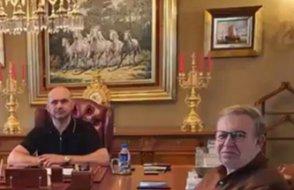 Hukuksuz fişlemelerin faili Cihat Yaycı da Paramount Otel'de