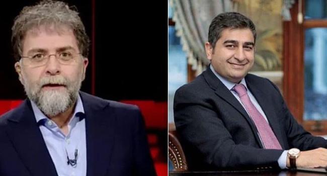 Para aldı iddiasına Ahmet Hakan'dan açıklama