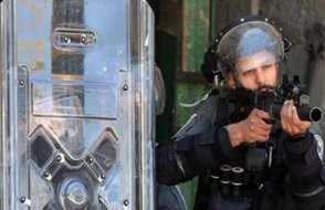 İsrail'den Mescid-i Aksa'da Filistinlilere müdahale!