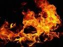 Bir yangın da Ankara'da çıktı