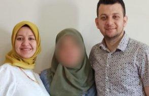 8 aylık hamile Büşra Erdoğan gözaltına alındı