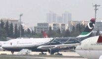Kaddafi'nin kaçamadığı uçağı yeni yönetime hizmet edecek