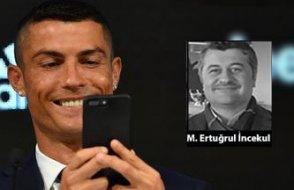 [ M. Ertuğrul İncekul ] Ronaldo ve Sosyal Medya