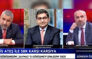 Korkmaz'ı Halk TV yayını yaktı!