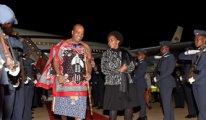 ESwati'nin kralı, protestoların ardından ülkesinden kaçtı