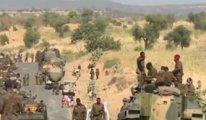 Etiyopya'da isyancılar başkente girdi, hükümet pes etti