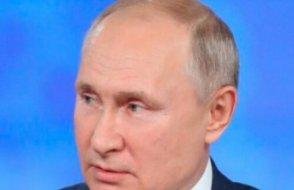 Kremlin'den Putin'in sağlık durumuna ilişkin açıklama