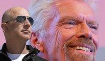 Milyarderlerin uzay yarışı kızışıyor : Branson, Bezos'tan 9 gün erken davranacak