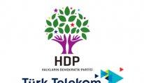 Türk Telekom sansüre başladı: HDP'nin mesajını engelledi