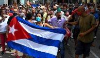 Küba'da neler oluyor? Kapalı rejimde halk 'artık yeter' dedi