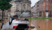 Belçika'daki selde can kaybı sayısı 31'e yükseldi