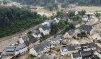 Fotoğraflarla Almanya'daki sel felaketi