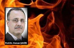 [Prof. Dr. Osman Şahin ] Şeytanlar, Tiranlar ve Zalimler yüzünden mi oldu?